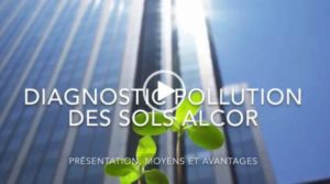 Diagnostic pollution des sols video