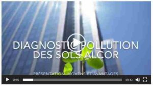 Video diagnostic pollution des sols