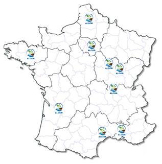 Interventions toutes régions depuis 2001